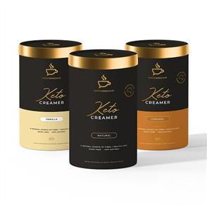 BEFORE YOU SPEAK KETO COFFEE CREAMER