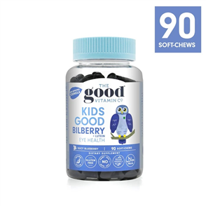 THE GOOD VITAMIN CO KIDS GOOD BILBERRY + LUTEIN