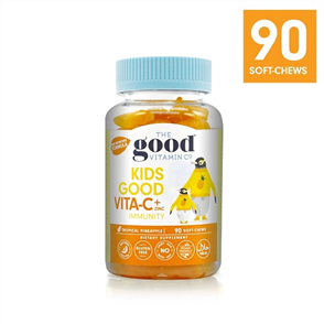 THE GOOD VITAMIN CO KIDS GOOD VITA-C + ZINC