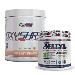 EHP LABS OXYSHRED NON STIM & CARNITINE COMBO