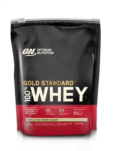 OPTIMUM NUTRITION GOLD STANDARD 100% WHEY 1LB