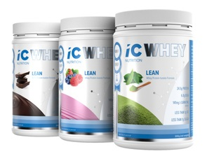 ICNUTRITION WHEY LEAN MIXED COMBO