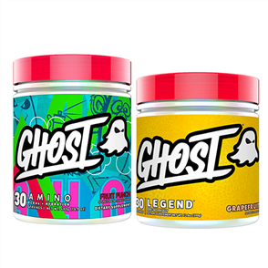 GHOST LIFESTYLE LEGEND & AMINO COMBO
