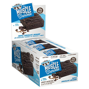 LENNY AND LARRY'S THE MUSCLE BROWNIE