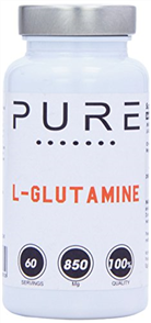 BODYBUILDING WAREHOUSE PURE L-GLUTAMINE 850MG