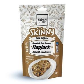 SKINNY FOOD CO CHOCOLATE CHIP FLAPJACK MIX