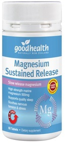 GOOD HEALTH MAGNESIUM SUSTAINED RELEASE