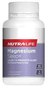 NUTRA-LIFE MAGNESIUM SLEEP+