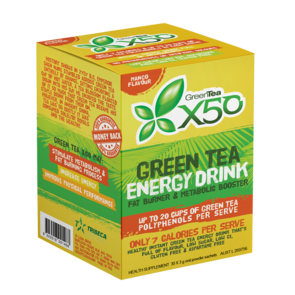 X50 GREEN TEA MANGO NEW FORMULA