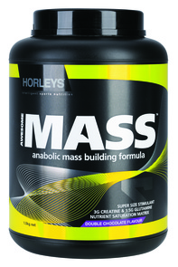 HORLEYS AWESOME MASS GAINER