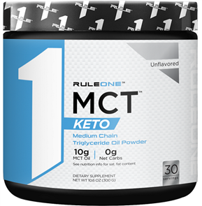 RULE 1 MCT KETO POWDER