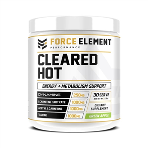 FORCE ELEMENT PERFORMANCE CLEARED HOT