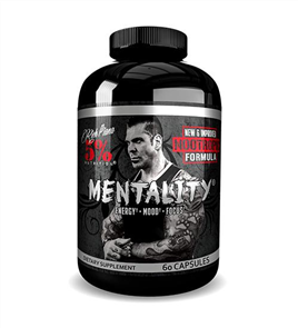 5% NUTRITION MENTALITY NOOTROPIC BLEND