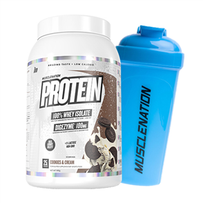 MUSCLE NATION WHEY PROTEIN ISOLATE (WPI)