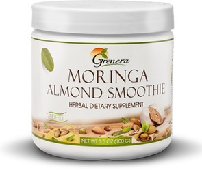 GRENERA MORINGA ALMOND SMOOTHIE