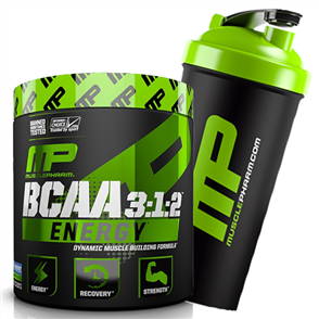 MUSCLEPHARM BCAA 3:1:2 ENERGY SPORT
