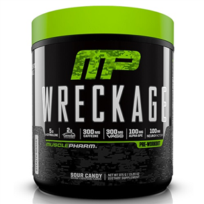 MUSCLEPHARM WREAKAGE