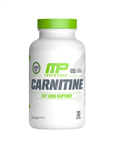 MUSCLEPHARM CARNITINE ESSENTIALS CAPS