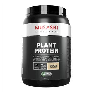 MUSASHI PLANT PROTEIN