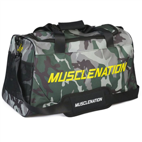 MUSCLE NATION GYM BAG