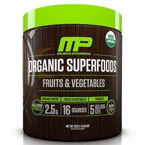 MUSCLEPHARM SUPERFOODS