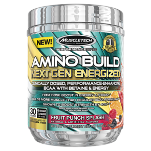 MUSCLETECH AMINO BUILD NEXT GENERATION ENERGIZED