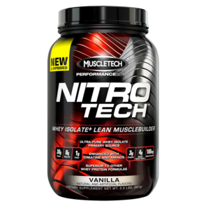 MUSCLETECH NITRO TECH PERFORMACE