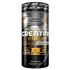 MUSCLETECH PLATINUM 100% CREATINE 2500
