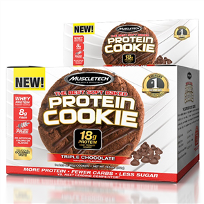 MUSCLETECH PROTEIN COOKIES