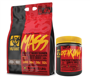 MUTANT MASS PLUS CREAKONG COMBO