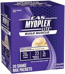 EAS SPORTS NUTRITION MYOPLEX LITE