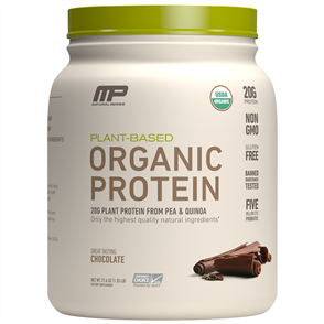 MUSCLEPHARM PLANT BASED ORGANIC PROTEIN