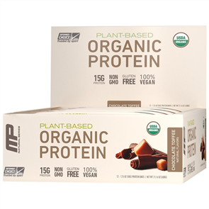 MUSCLEPHARM ORGANIC PROTEIN BAR