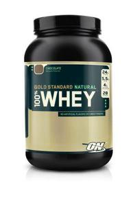 OPTIMUM NUTRITION GOLD STANDARD 100% NATURAL WHEY