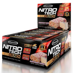 MUSCLETECH NITROTECH CRUNCH