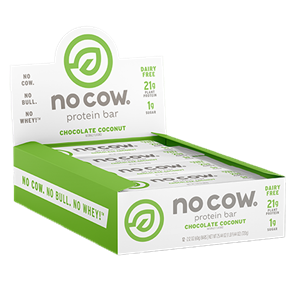 NO COW VEGAN PROTEIN BAR