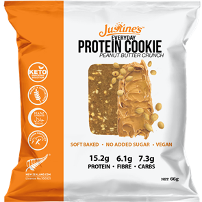 JUSTINES NEW EVERYDAY PROTEIN COOKIE