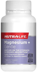 NUTRA-LIFE MAGNESIUM+ GENTLE
