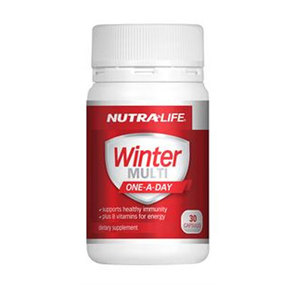 NUTRA-LIFE WINTER MULTI ONE-A-DAY