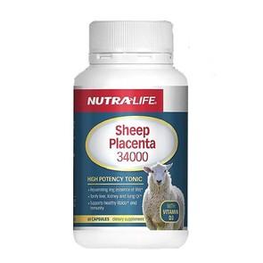 NUTRA-LIFE SHEEP PLACENTA 3400