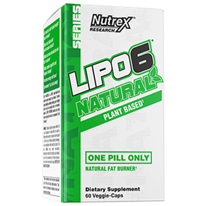 NUTREX LIPO-6 NATURAL
