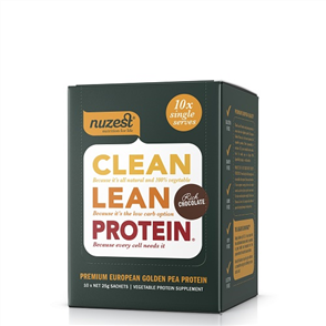 NUZEST CLEAN LEAN PROTEIN BOX