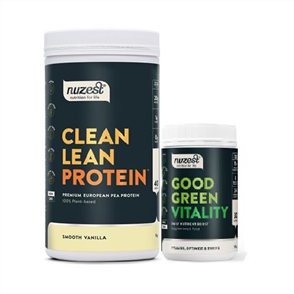 NUZEST CLEAN LEAN GOOD GREEN COMBO
