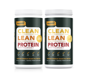 NUZEST CLEAN LEAN DOUBLE COMBO