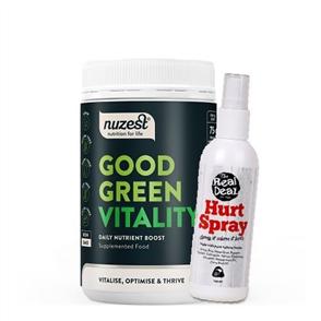 NUZEST GOOD GREEN VITALITY