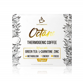 BEFORE YOU SPEAK OCTANE THERMOGENIC COFFEE