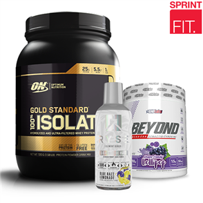 SPRINT FIT OCTOBER SHRED STACK OF THE MONTH