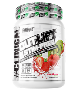 NUTREX OUTLIFT STIM FREE