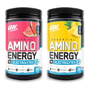 OPTIMUM NUTRITION AMINO ENERGY + ELECTROLYTES DOUBLE COMBO