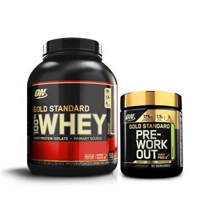 OPTIMUM NUTRITION 100% GOLD STANDARD ADVANTAGE 3.5LB COMBO